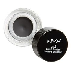 NYX Gel Eyeliner Smudger found on Polyvore