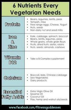 Vegetarian Needs