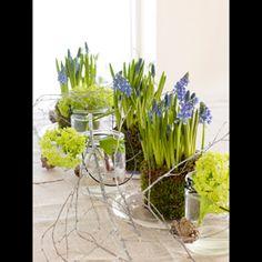 Floral Artwork, Glass Vase, Flowers, Plants, Wedding, Decor, Dekoration, Art Floral, Valentines Day Weddings