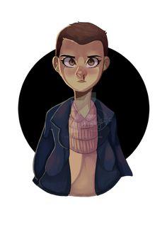 Eleven by RaposaBoba on DeviantArt