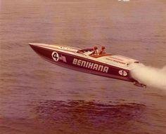 Benihana - Cigarette boats