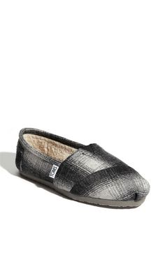great TOMS because they are 1. in plaid, which any Minnesota girl would love, and 2. exclusively Nordstrom