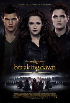 Twilight Saga: Breaking Dawn Part 2 (Nov.2012)
