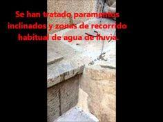 Aplicación de Tecnadis PRS en la Catedral de Santiago de Compostela
