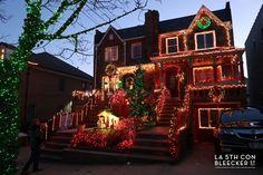 Decoracion de Navidad en Nueva York que ver y hacer Dyker Heights