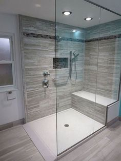 111 Marvelous Bathroom Tile Shower Ideas 111 Marvelous Bathroom Tile Shower Ideas The post 111 Marvelous Bathroom Tile Shower Ideas appeared first on Badezimmer ideen. Minimalist Bathroom, Modern Bathroom, Master Bathroom, Bathroom Ideas, Bathroom Showers, Tile Showers, White Bathrooms, Neutral Bathroom, Brown Bathroom
