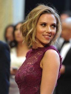 Scarlett Johansson .