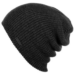 Mens Slouchy Beanie - The Forte