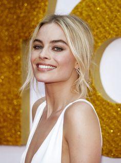 Margot Robbie attends the Australian Premiere of 'I, Tonya' on January 23, 2018 in Sydney, Australia