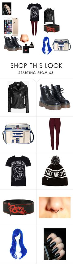 """""""visiting dad"""" by lovefashion12321 ❤ liked on Polyvore featuring IRO and Yves Saint Laurent"""