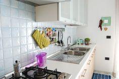 Home tour - Kitchen - Adele Rotella