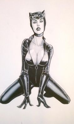 Catwoman by ~grover80 on deviantART