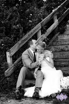 Navy and grey - Peaks Island Wedding - Inn at Peaks Island - #MaineWedding - by Samantha Warren Weddings