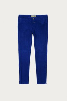 Closed | Katy Skinny-Leg Leather-Pants | Shop