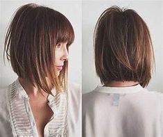 10 Inverted Bob With Layers Short Hairstyles For Women ...
