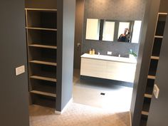 Walk through robe into ensuite