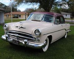171 best dodge 1950 1955 images on pinterest antique cars 1954 dodge royal original miles hemi with powerflite trans original interior five almost new firestone deluxe champion x 15 tires original owners manual publicscrutiny Choice Image
