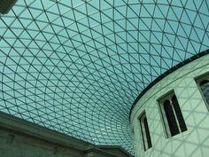 British museum, London. Photo by Helga Markhus
