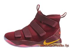 hot sale online 47f21 779c7 Nike LeBron Soldier 11 ´Cavs´ Chaussures Officiel Nike 2017 Pour Homme  Rouge-Jordan Officiel Site,Boutique Air Jordan 2017!Accept Paypal!