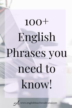 Common Phrases and Words you need to learn to improve your Vocabulary. Click the… Common Phrases and Words you need to learn to improve your Vocabulary. Click the…,e-Learning with BA Common Phrases and Words. Improve English Speaking, Learn English Grammar, English Vocabulary Words, Learn English Words, English Phrases, English Language Learning, Teaching English, English Sentences, Education English