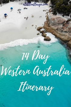 The perfect itinerary for a 14 day road trip in South Western Australia. Explore some of Australia's most beautiful spots in Fremantle, Rottnest island, Margaret River, Denmark Esperance and Wave Rock. Australia Country, Western Australia, Australia Travel, Perth Australia, Fiji Travel, Summer Travel, Beach Travel, Bora Bora, Best Island Vacation