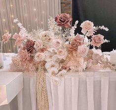 Collor, Flower Arrangements, Wedding Flowers, Crown, Table Decorations, Dandy, Instagram, Pallet, Home Decor
