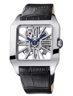 Cartier skeleton watch
