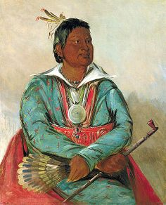 Moshulatubbee, a Choctaw chief.  One of three who led a delegation to meet with President Jackson over Choctaw lands. One of the other three is my great great......grandfather, Appuckshunneebbe.
