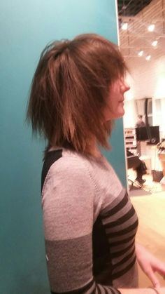 After!.. Amazing dry cut done by Master Charles Maksou!