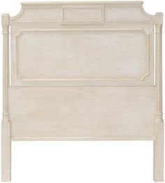 CANDACE HEADBOARD The Candace Panel Headboard comes in three sizes to create a lasting style in any bedroom. Add this beautiful bed headboard to any bed frame and enjoy a beautiful look for a long time. This headboard is handcrafted in the United States from sustainable materials and free of toxic chemicals.