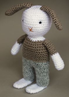 amigurumi, rabbit