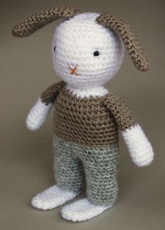 Amigurumi Pig Rabbit : 1000+ images about www.amigurumi.se on Pinterest ...