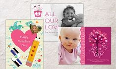 "20, 60, or 100 Custom 5""x7"" Photo Cards from York Photo (Up to 72% Off)"