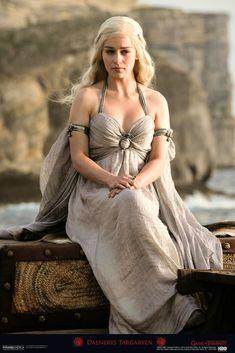 Poster A3 Juego de Tronos Khaleesi Daenerys Targaryen Game Of Thrones Decor 05