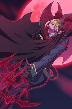 Tags: Anime, eclosion, Digimon Adventure, Myotismon, Domino Mask, Fantasy, Full Moon