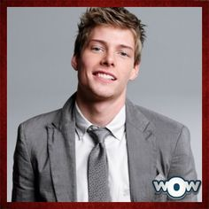 We've watched Hunter Parrish grow up before our eyes on the Showtime hit, Weeds, playing marijuana connoisseur, Silas Botwin and like a fine wine, he has gotten better with age. Parrish also dabbles in Broadway and web talk shows. Hunter could dabble in just about anything, and I think we'd be okay with it.