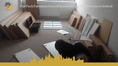 Ikea Flat Pack Furniture Assembly in Oxford