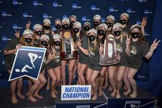 2021 Women's National Champions for Swimming and Diving - This is our 28th UVA National Championship! Usa Swimming, Swimming Diving, University Of Virginia, National Championship, Double Tap, Instagram