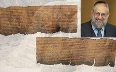 Rejuvenation: Living the Dead Sea Scrolls [audio]