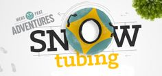 Snow tubing event SM Banner