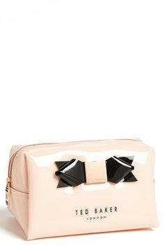 Ted Baker London 'Bow' Cosmetics Case | Nordstrom
