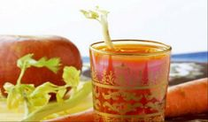 Carrot, Apple, Celery and Ginger juice recipe Smoothie Mix, Juice Smoothie, Smoothies, Ginger Apple, Fresh Ginger, Ginger Juice, Healthy Fridge, Healthy Eats, Healthy Foods