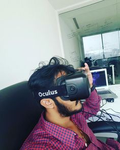 An awesome Virtual Reality pic! Tried oculus for watching tomorrowland..awesome experience it was..m lovin it #oculus #oculusrift #dk2 #oculusdk2 #vr #virtualreality #virtualfuture #vflabs #tomorrowland #awesome #itwas #dreambig #startworking #startup #startuplife #dremtoreality #letsdothis #entrepreneurlife #entrepreneurship #entrepreneur #samsunggear #google #fb #developing #newtechnology by traventajju check us out: http://bit.ly/1KyLetq
