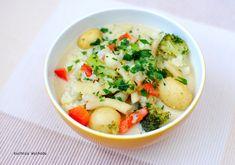 Tajskie curry warzywne