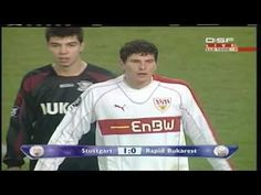 2005 12 14 Copa de Europa Stuttgart Rapid Bucarest Resumen