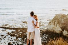 Wedding photoshoot on the beach in Algarve, Portugal.