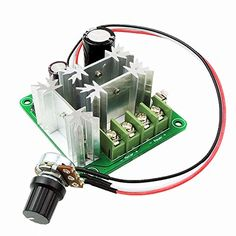 Free Shipping! High Power 40a Dc Motor Speed Regulator 9v-60v Pwm Universal Motor Drive 2019 New Fashion Style Online Electrical Equipments & Supplies