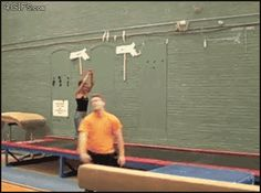 So screw you Haterz! | 17 Gymnasts Who Totally Nailed It!