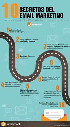 Secretos del Email Marketing