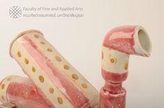 Buu.Ceramics JEERAPHA CHAMNIKAI01  จีราภา ชำนิไกล